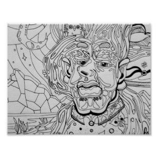 Treeman coloring #10, Download drawings
