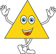 Triangle clipart #2, Download drawings