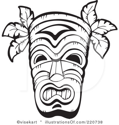 Tribal clipart #16, Download drawings