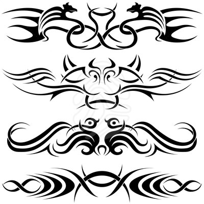 Tribal clipart #8, Download drawings