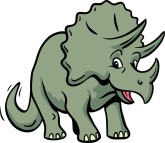 Triceratops clipart #11, Download drawings