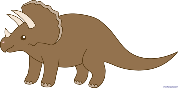 Triceratops clipart #2, Download drawings