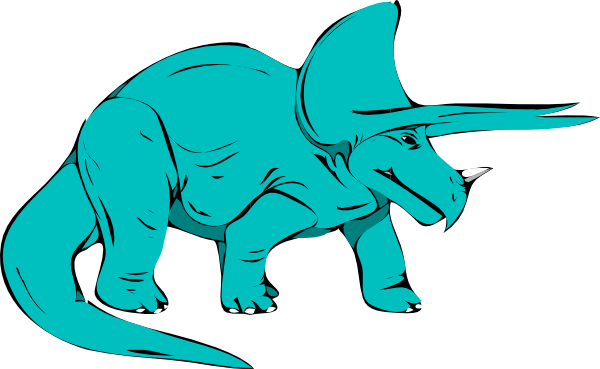 Triceratops clipart #5, Download drawings