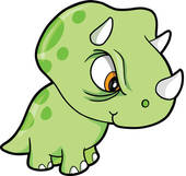Triceratops clipart #12, Download drawings