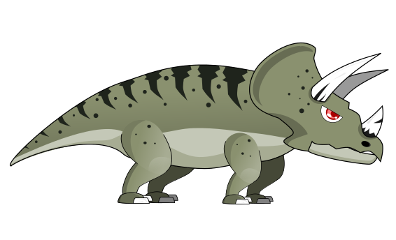 Triceratops clipart #19, Download drawings
