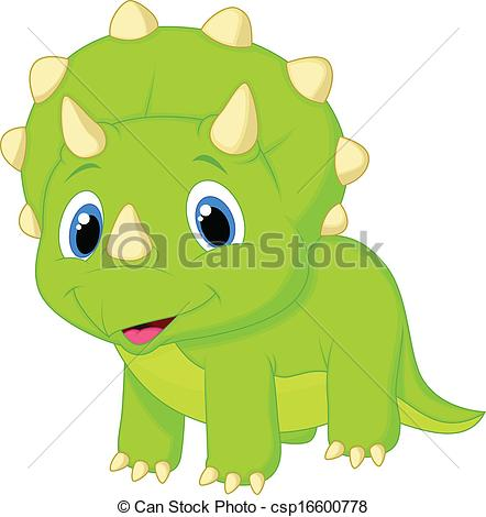 Triceratops clipart #16, Download drawings