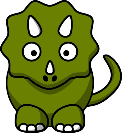 Triceratops clipart #15, Download drawings