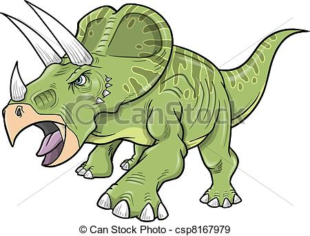 Triceratops clipart #13, Download drawings