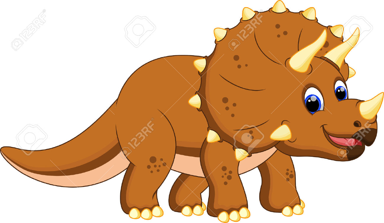 Triceratops clipart #1, Download drawings