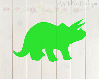 Triceratops svg #15, Download drawings
