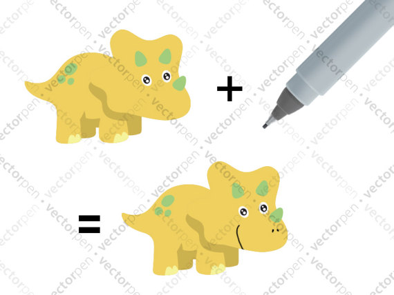 Triceratops svg #3, Download drawings