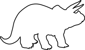 Triceratops svg #9, Download drawings