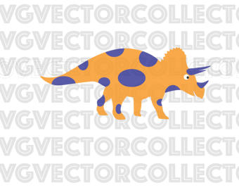 Triceratops svg #4, Download drawings