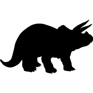 Triceratops svg #18, Download drawings