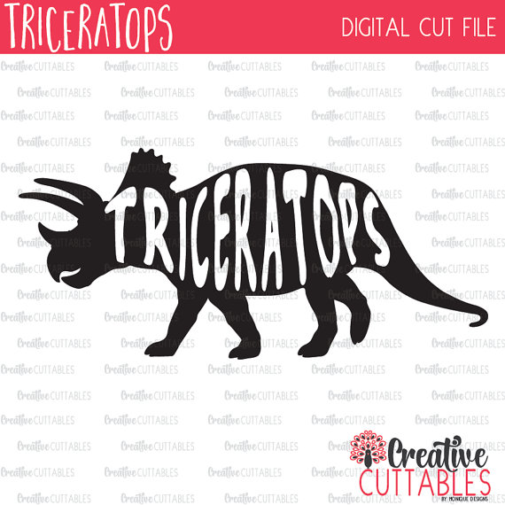 Triceratops svg #16, Download drawings