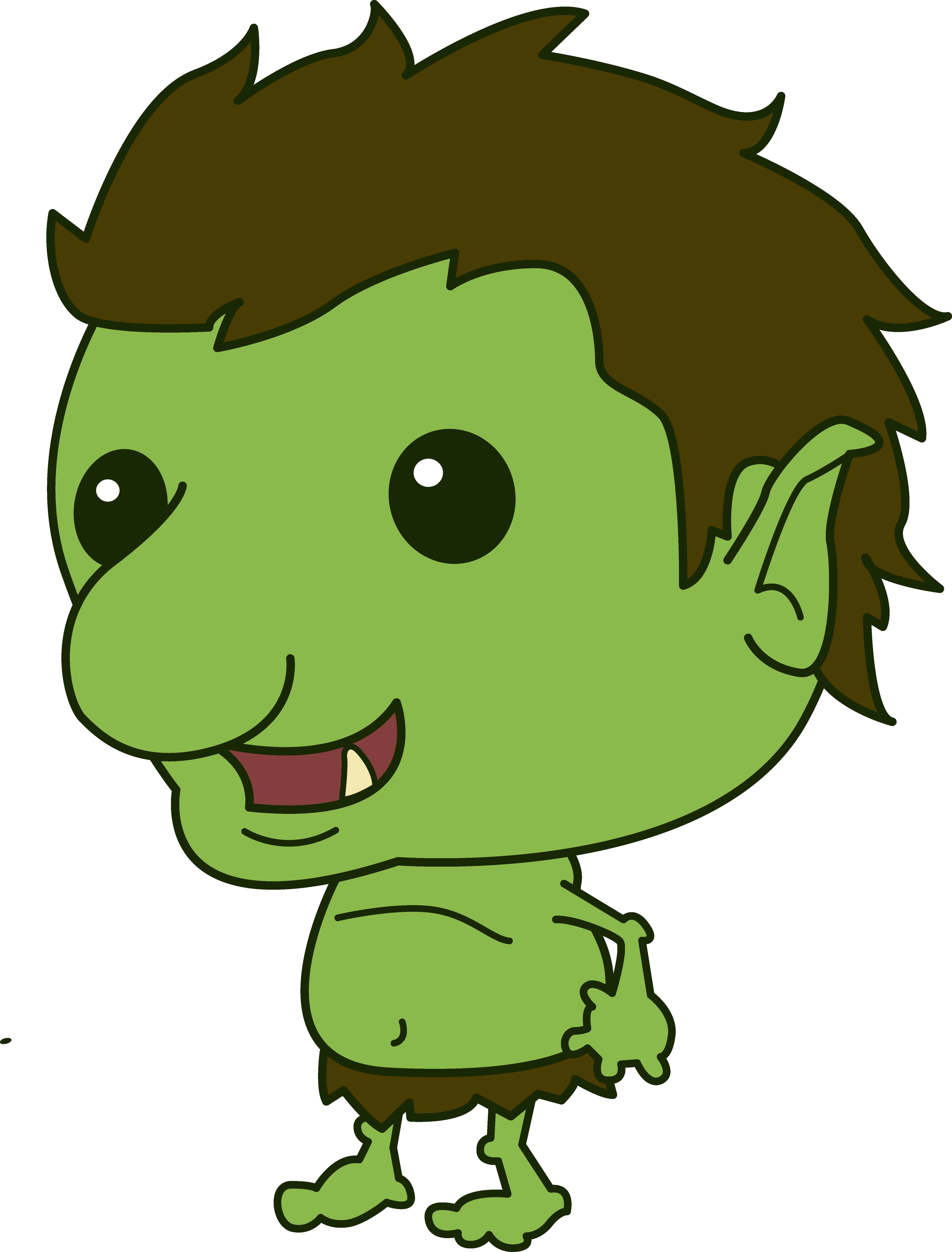 Troll clipart #2, Download drawings