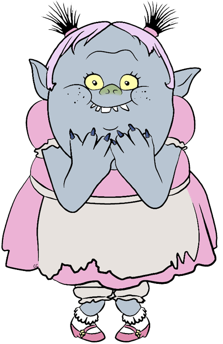 Troll clipart #3, Download drawings