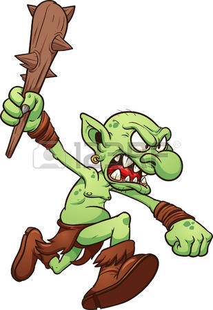 Troll clipart #5, Download drawings