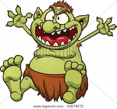 Troll clipart #20, Download drawings
