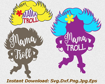 Troll svg #4, Download drawings