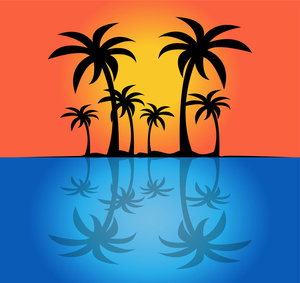 Tropical clipart #10, Download drawings