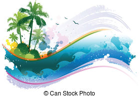 Tropical clipart #11, Download drawings