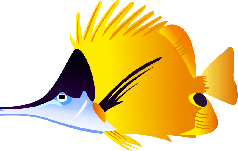 Tropical Fish clipart #3, Download drawings