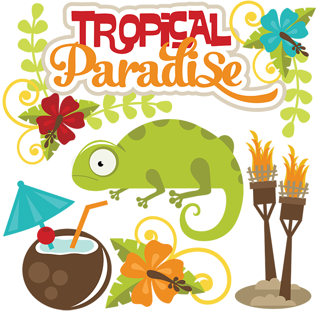 Tropical svg #5, Download drawings