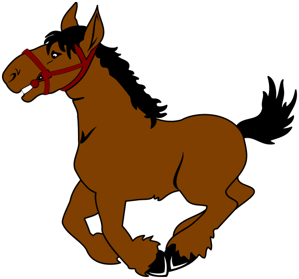 Trot clipart #3, Download drawings