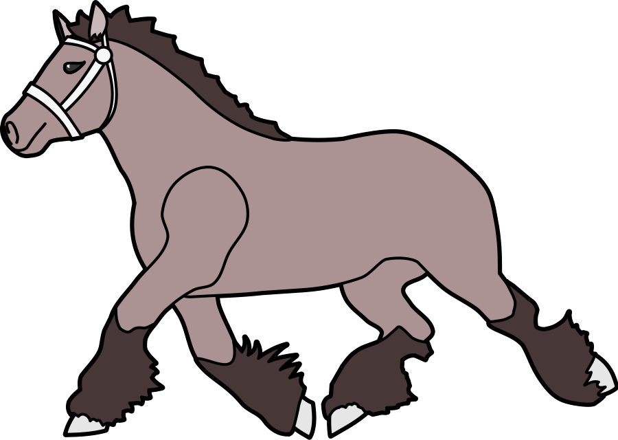 Trot clipart #14, Download drawings