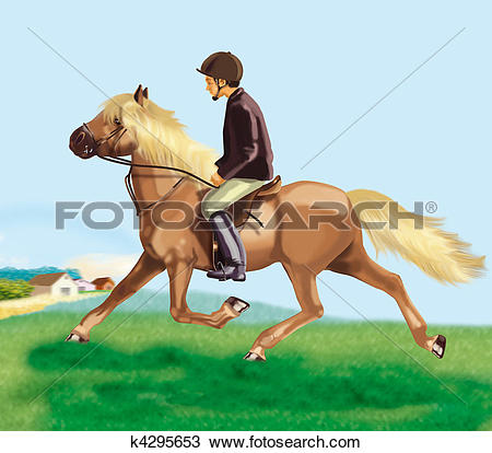 Trot clipart #18, Download drawings