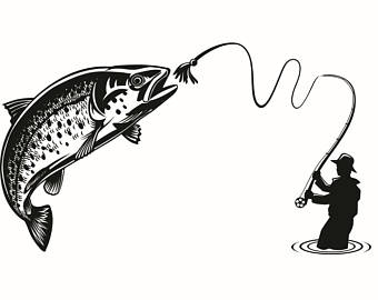 Trout svg #15, Download drawings
