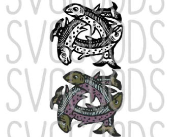 Trout svg #11, Download drawings