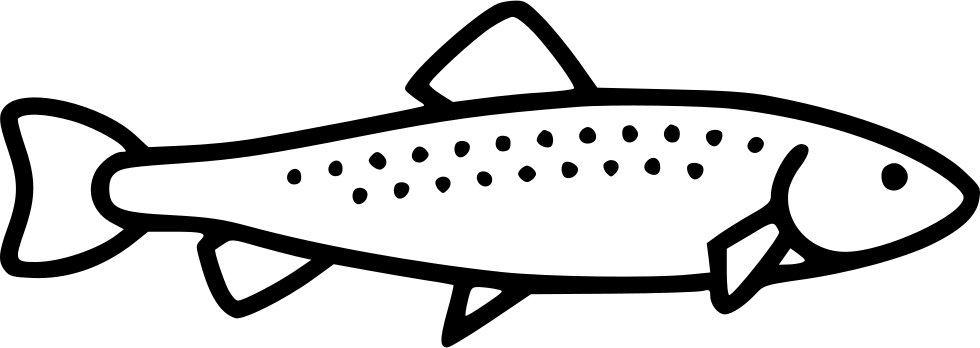 Trout svg #6, Download drawings