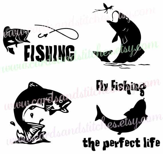 Trout svg #406, Download drawings