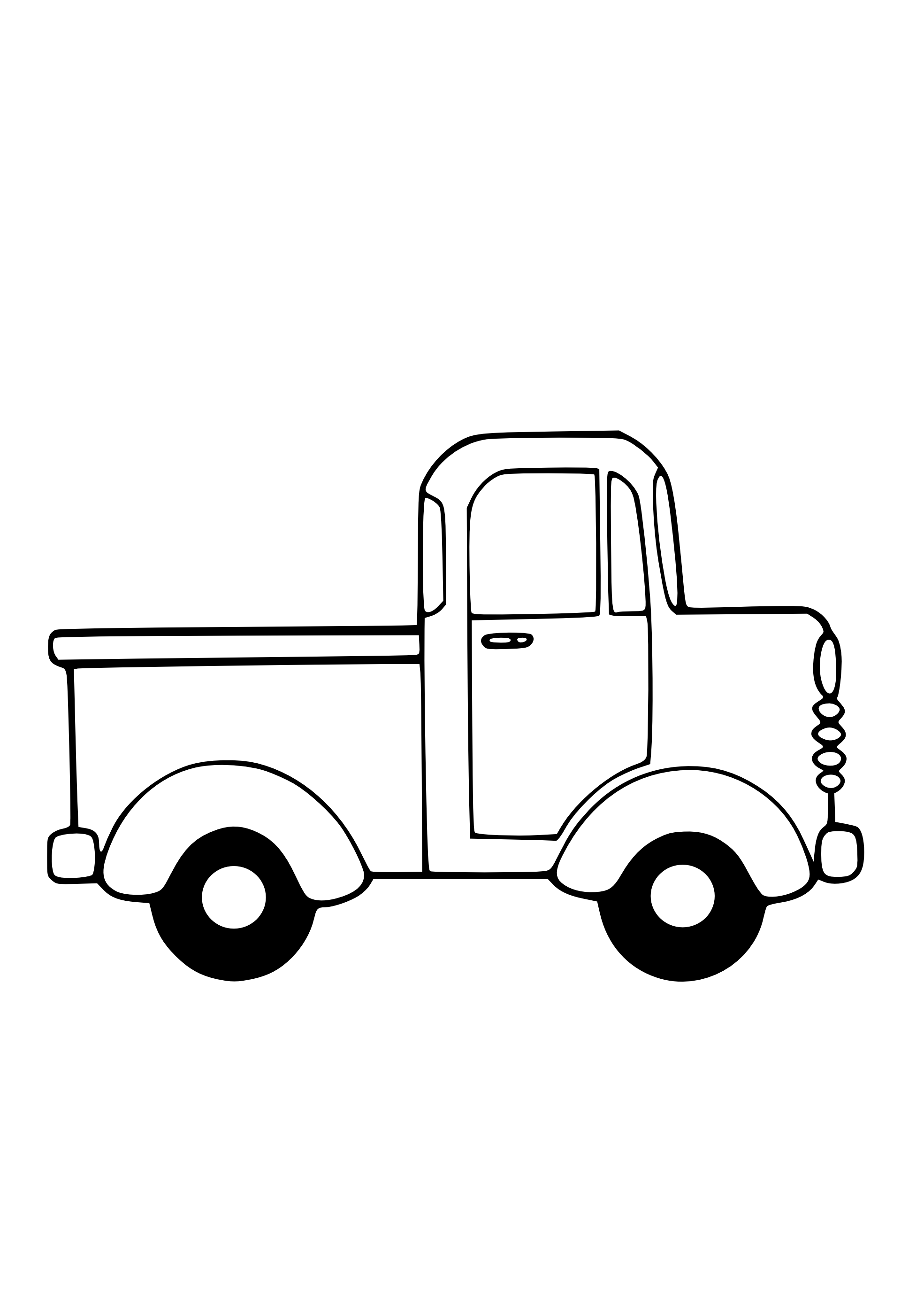 Truck svg #7, Download drawings