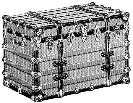 Trunk clipart #2, Download drawings