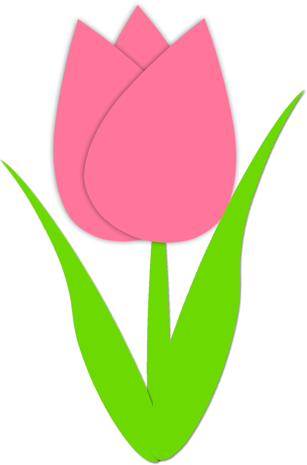 Tulip clipart #3, Download drawings