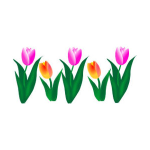 Tulip clipart #8, Download drawings