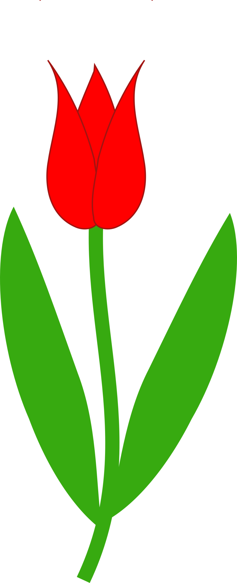 Tulip clipart #7, Download drawings