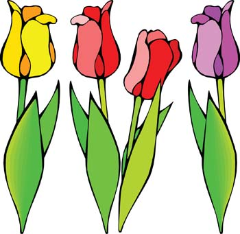 Tulip clipart #10, Download drawings