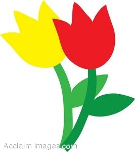 Tulip clipart #20, Download drawings