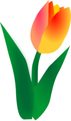 Tulip clipart #17, Download drawings