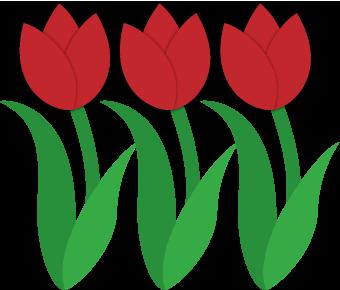 Tulip svg #20, Download drawings