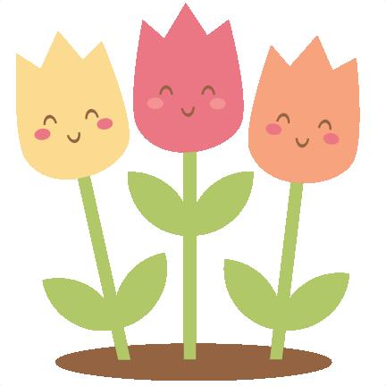 Tulip svg #3, Download drawings