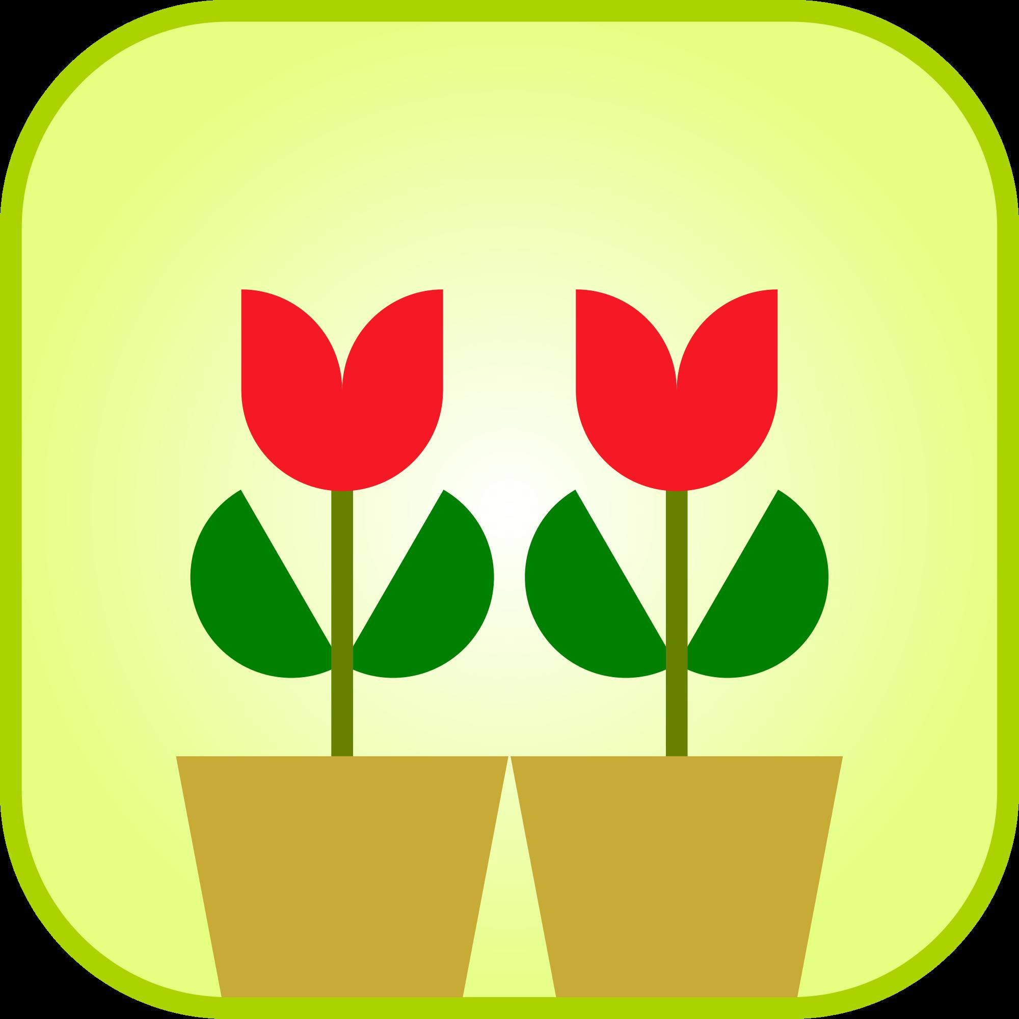 Tulip svg #6, Download drawings