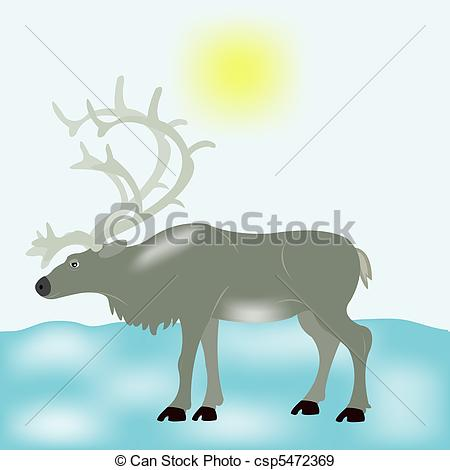 Tundra clipart #6, Download drawings