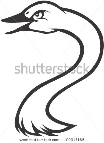 Tundra Swan clipart #14, Download drawings
