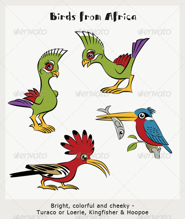 Turaco clipart #19, Download drawings