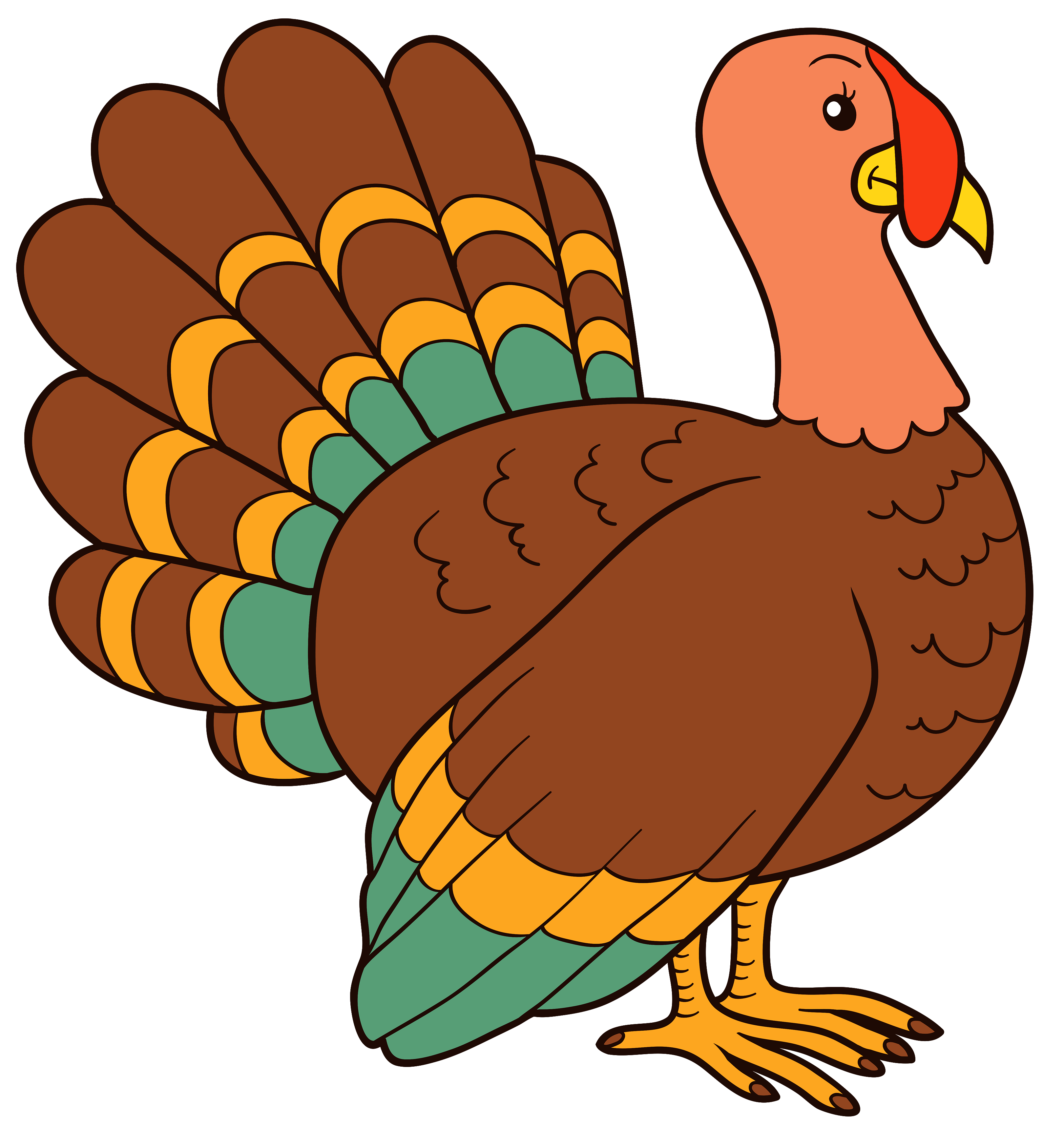 Turkey clipart #9, Download drawings